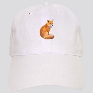 animals fox Baseball Cap