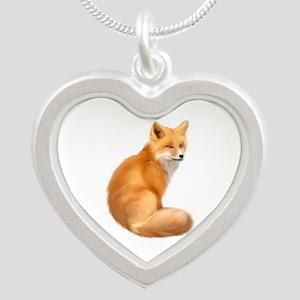 animals fox Necklaces