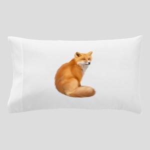 animals fox Pillow Case