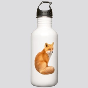animals fox Water Bottle