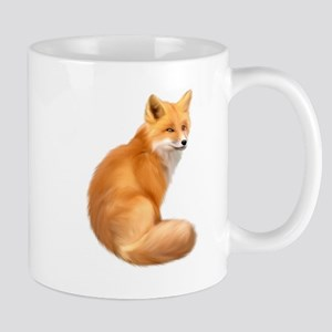animals fox Mugs