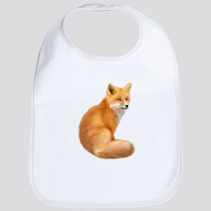 animals fox Bib