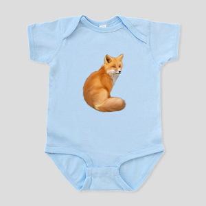 animals fox Body Suit