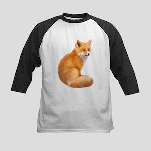 animals fox Baseball Jersey