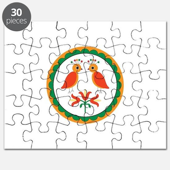 Double Distlefink Puzzle