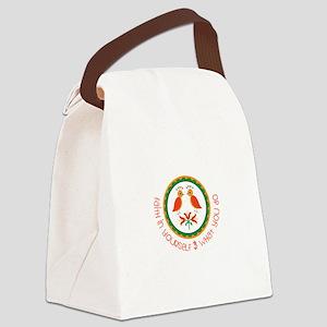 Faith In Yourself Canvas Lunch Bag