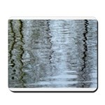 Reflections on the ice Mousepad