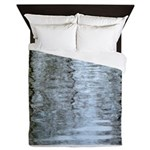 Reflections on the ice Queen Duvet
