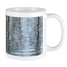 Reflections on the ice Mugs