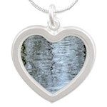 Reflections on the ice Necklaces