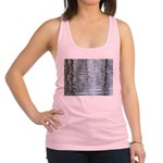 Reflections on the ice Racerback Tank Top