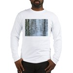 Reflections on the ice Long Sleeve T-Shirt