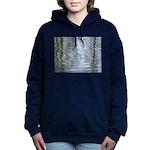Reflections on the ice Women's Hooded Sweatshirt