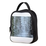 Reflections on the ice Neoprene Lunch Bag