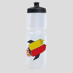 Rocket Sports Bottle