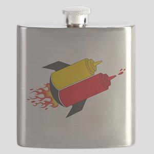 Rocket Flask