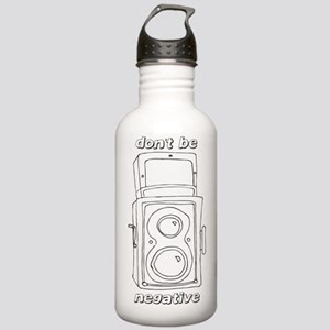 Don't Be Negative Stainless Water Bottle 1.0L