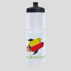 Condiment Lover Sports Bottle