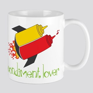 Condiment Lover Mugs