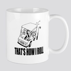 Funny Golf Quote Mugs For Golfing Dad Or Grandpa
