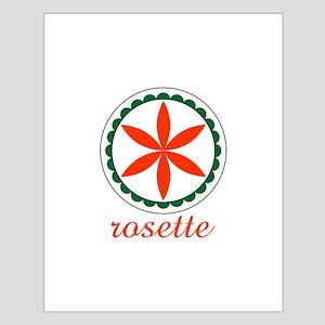 Rosette Posters