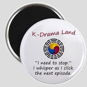 K-Drama Land Magnets