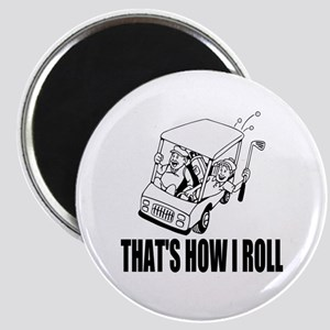 Funny Golf Quote Magnets