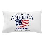 GOD Bless America Pillow Case