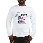 GOD Bless America Long Sleeve T-Shirt