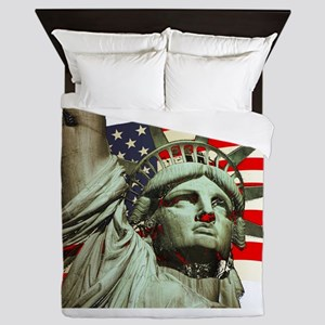 Liberty U.S.A. Queen Duvet