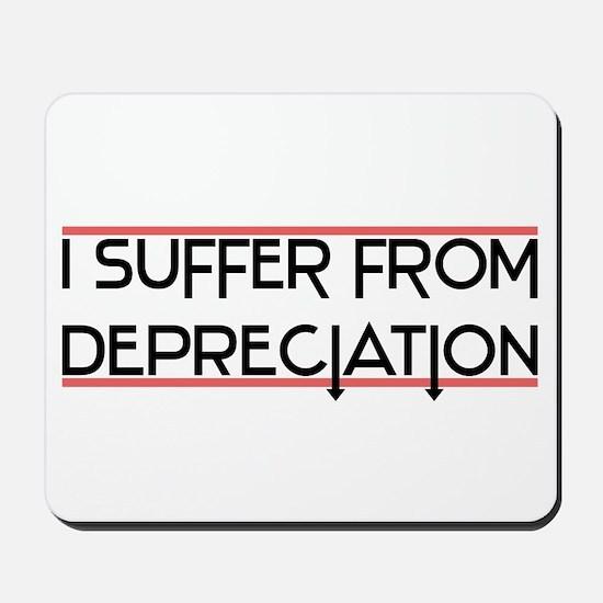 Depreciation Account Mousepad