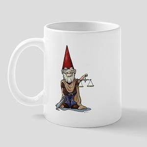 Justice Gnome Mug