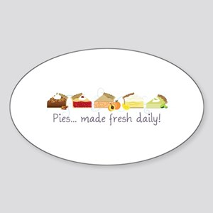 Made Fresh Daily! Sticker