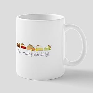 Made Fresh Daily! Mugs