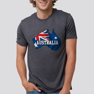 Map Of Australia T-Shirt
