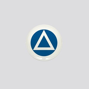 AA Unity Symbol Mini Button