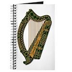 Harp-Ireland Coat Of Arms-Journal Journal