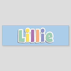Lillie Spring14 Bumper Sticker