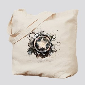 Captain America Star Tote Bag