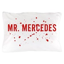 Mr. Mercedes Logo Pillow Case