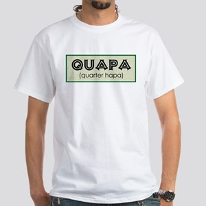 Quapa (quarter hapa) T-Shirt