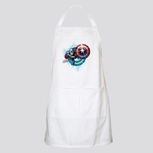 Captain America Flying Apron