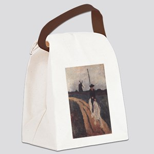 Cervantes Canvas Lunch Bag