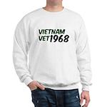 Vietnam Vet 1968 Sweatshirt