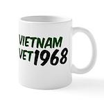Vietnam Vet 1968 Mug