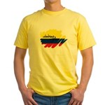 Colombiano Orgulloso Yellow T-Shirt