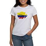 Colombiana Orgullosa Women's T-Shirt