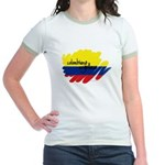 Colombiano Orgulloso Jr. Ringer T-Shirt