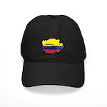 Colombiano Orgulloso Black Cap