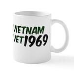 Vietnam Vet 1969 Mug